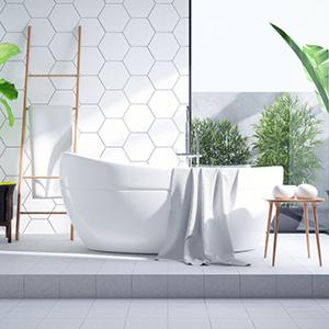 Badgestaltung Badsanierung